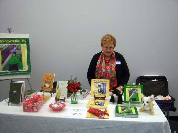 """Author Darlene Eichler - """"Emma Saves the Day"""" and others"""