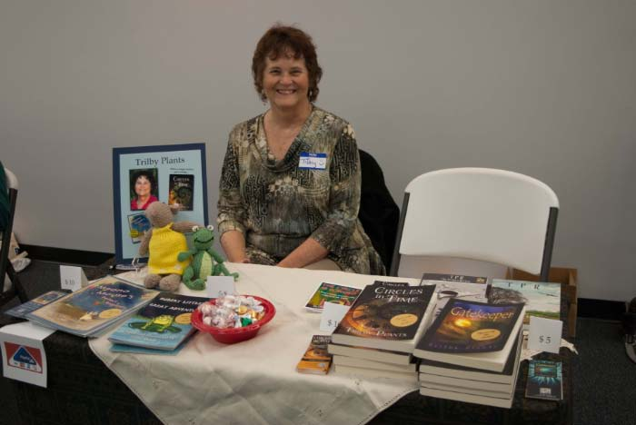 """Author Tilby Plants - """"Meena Mouse's Perfect Raspberry"""" and others"""