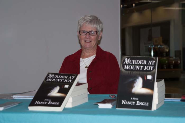 "Author Nancy Engle - ""Murder at Mount Joy"" & ""Image of Perfection"""