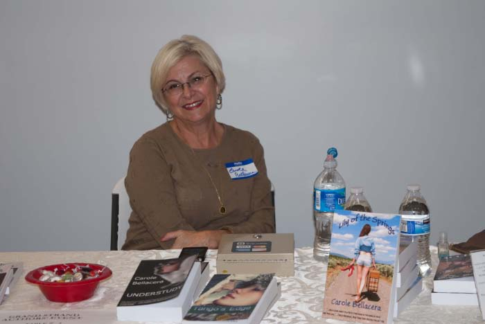 "Author Carole Bellacera - ""Lily of the Springs"" and others"