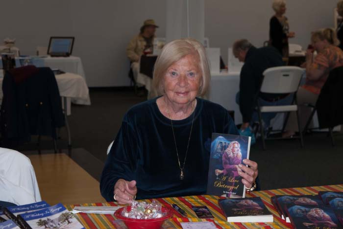"Author June Weikel - ""A Love Betrayed"" & ""A Wedding in Georgia"""
