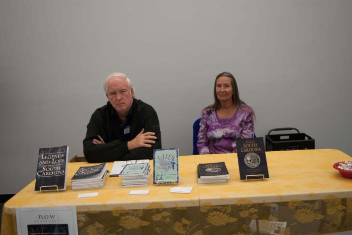 """Author Sherman Carmichael and guest - """"Legends and Lore of"""