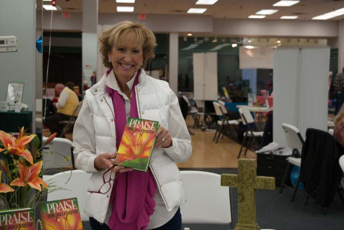 "Author Linda Grabeman - ""Praise on Purpose"" and ""No Prissy Shoes"""